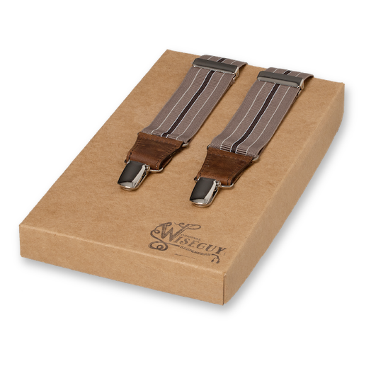 Wiseguy Suspenders - The Doctor (1)